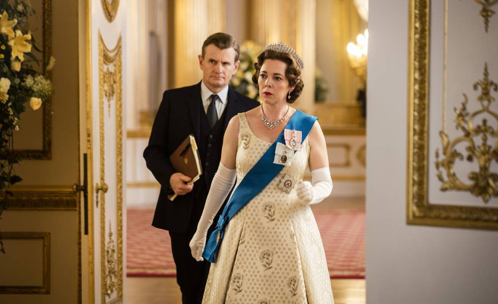 """The crown"" la serie exitosa que retrata la vida de la Reina Isabel II"